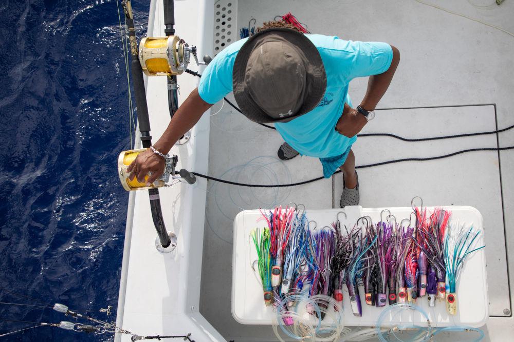 big game fishing Bermuda