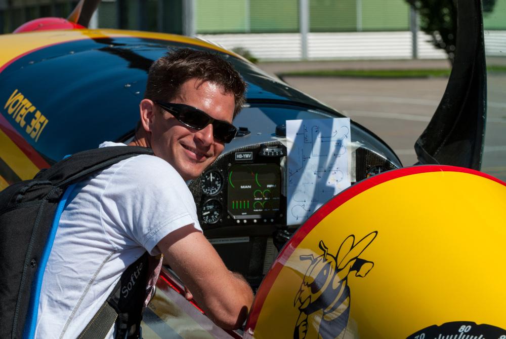 Swiss Aerobatic Championship 2012