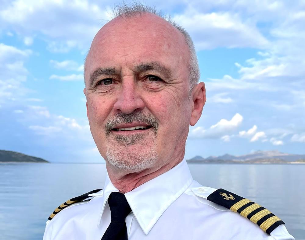 Captain Malcolm Kelliher