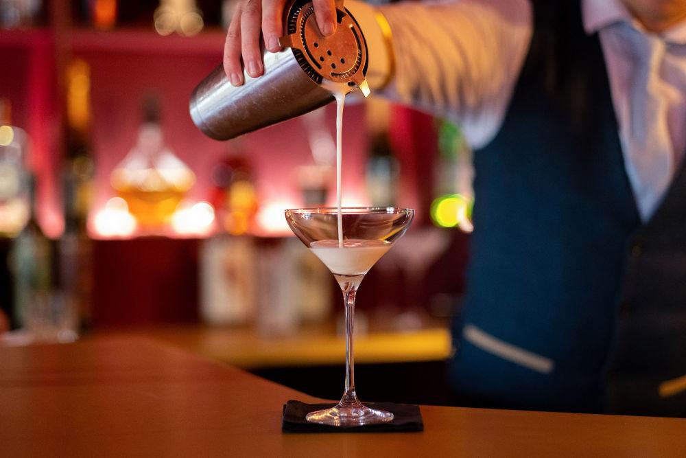 Hotel Meudon Freddie's Bar
