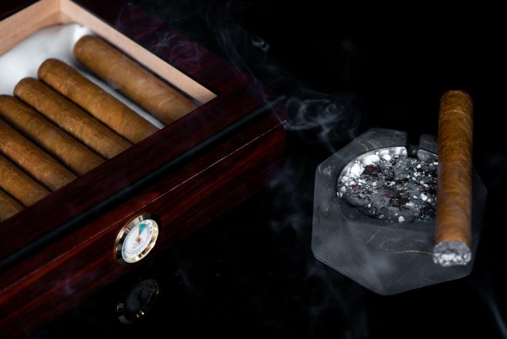 rikku cigars dish