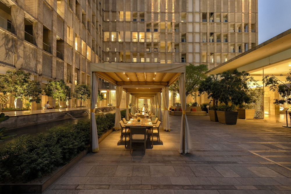 Lodhi hotel Elan Delhi