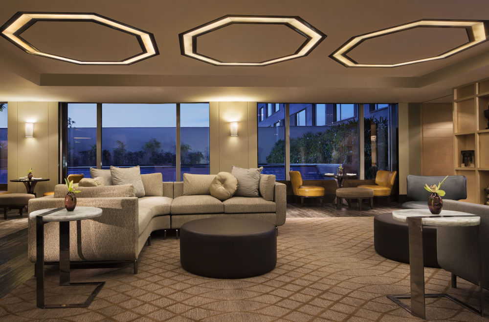 jw marriott new delhi executive lounge