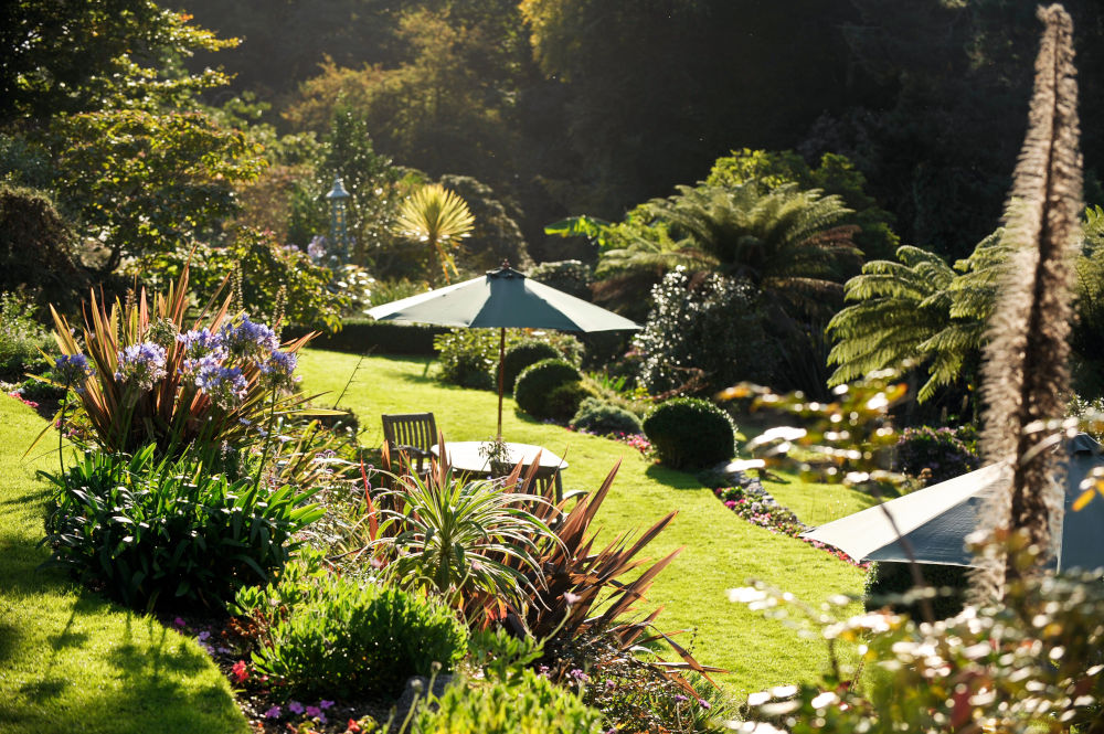 Hotel Meudon gardens