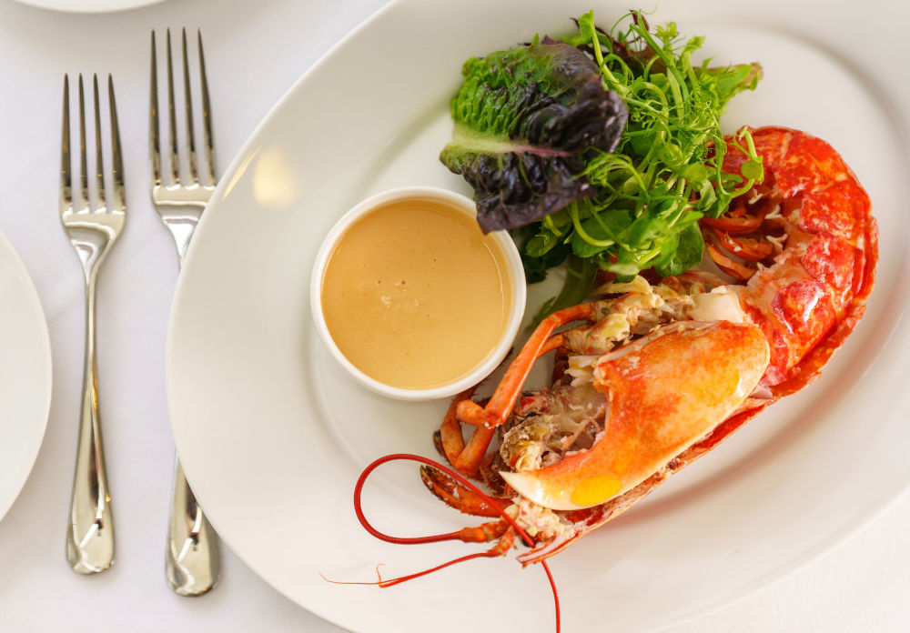 Restaurant Meudon lobster