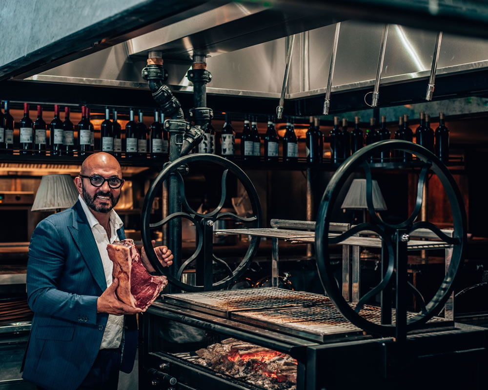 Roberto Costa, the founder of the much-loved Macellaio RC restaurant group