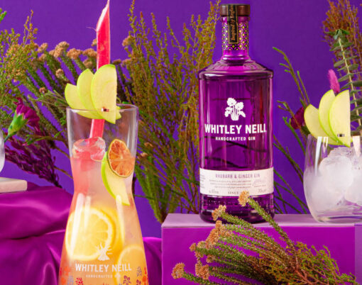 Whitley Neill gin cocktail
