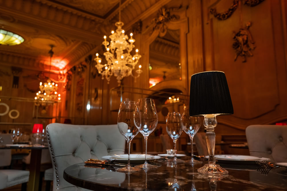 Madhu's of Mayfair restaurant london