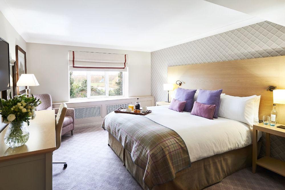 belfry hotel room