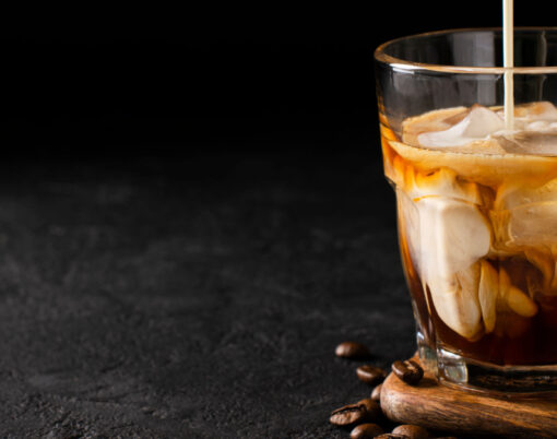 Iced coffee drink recipes