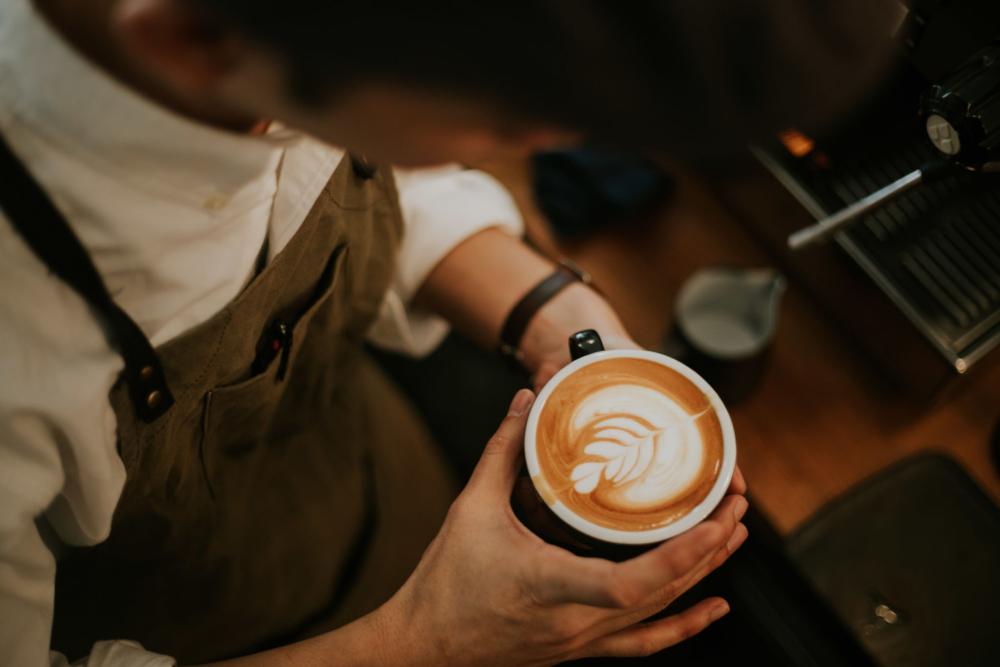 Maverick and Farmer coffee