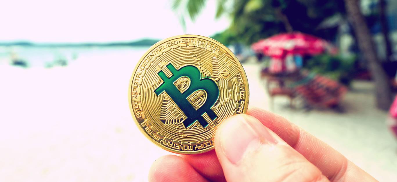 bitcoin travel