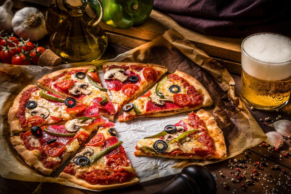 Tasty Italian dish