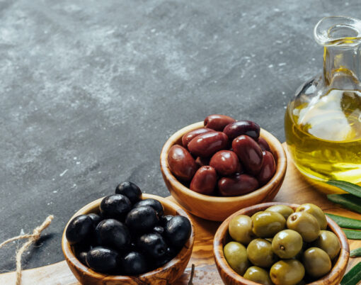 Improve your cooking with olive oil