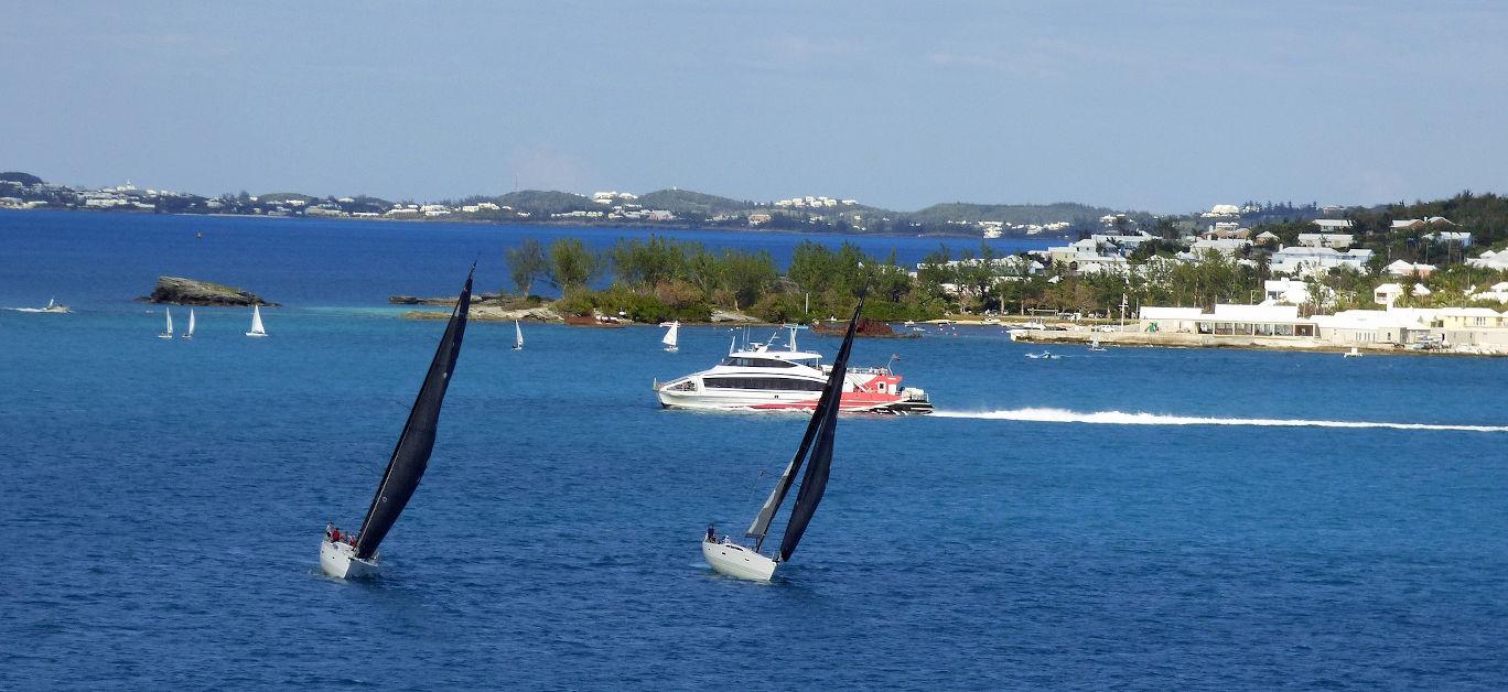 Bermuda sailboats