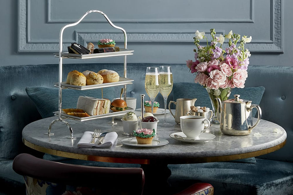 The Stafford afternoon tea