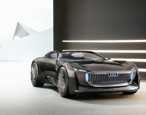 Audi Skysphere Concept Revealed