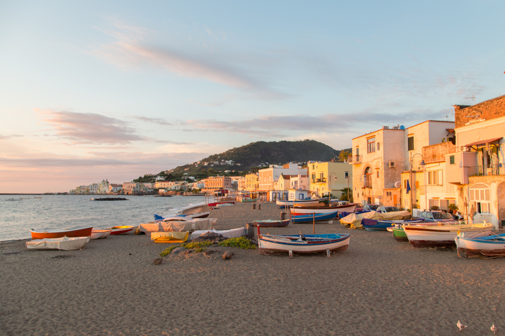 Ischia in Naples