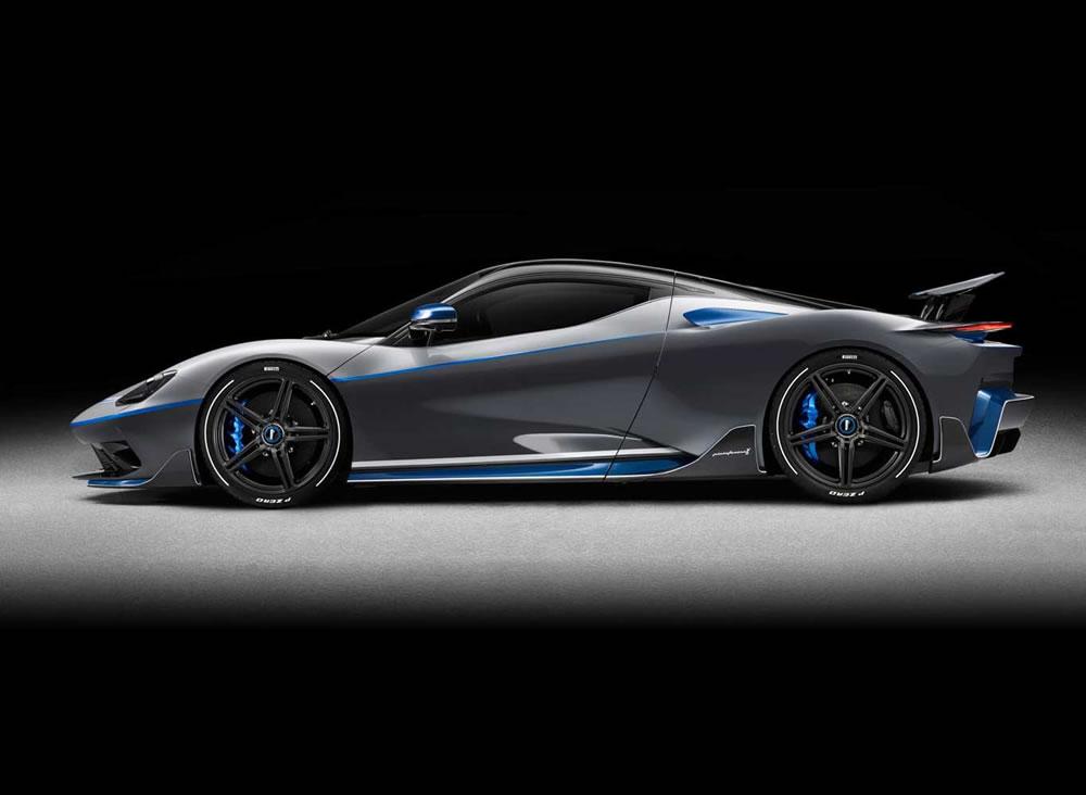 Automobili Pininfarina's stunning Battista Anniversario