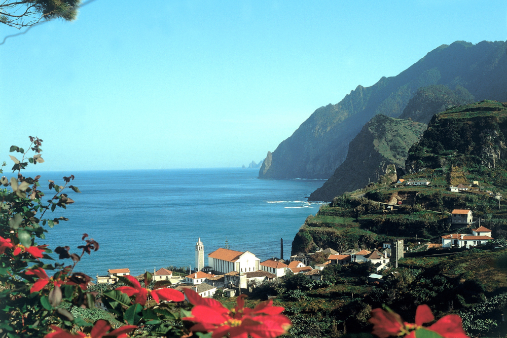 Porto da Cruz in Madeira