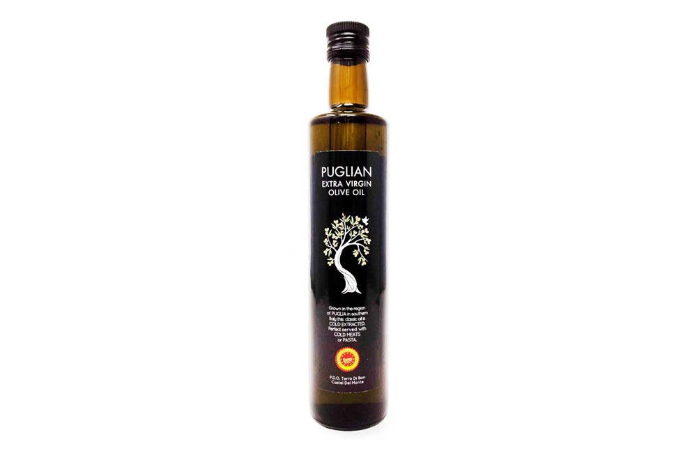 Specially Selected Puglian Extra Virgin Olive Oil 500ml