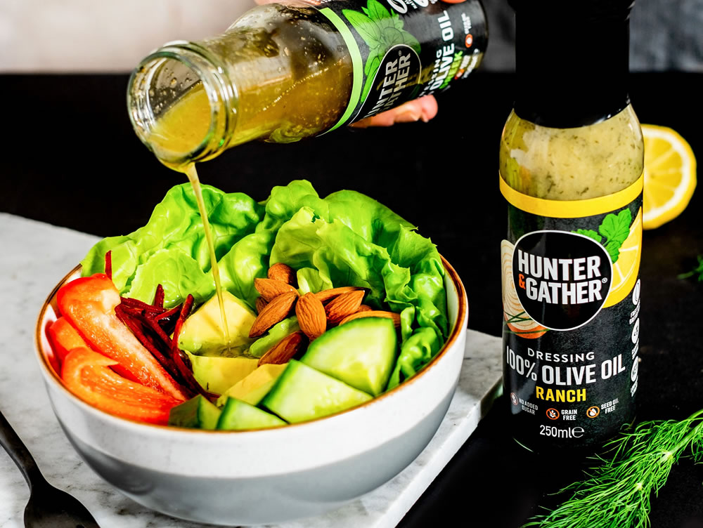 Hunter and Gather olive oil