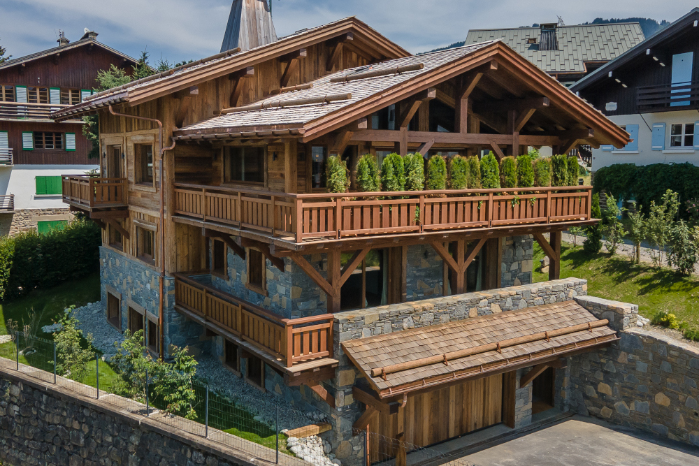 Beautiful chalet in France