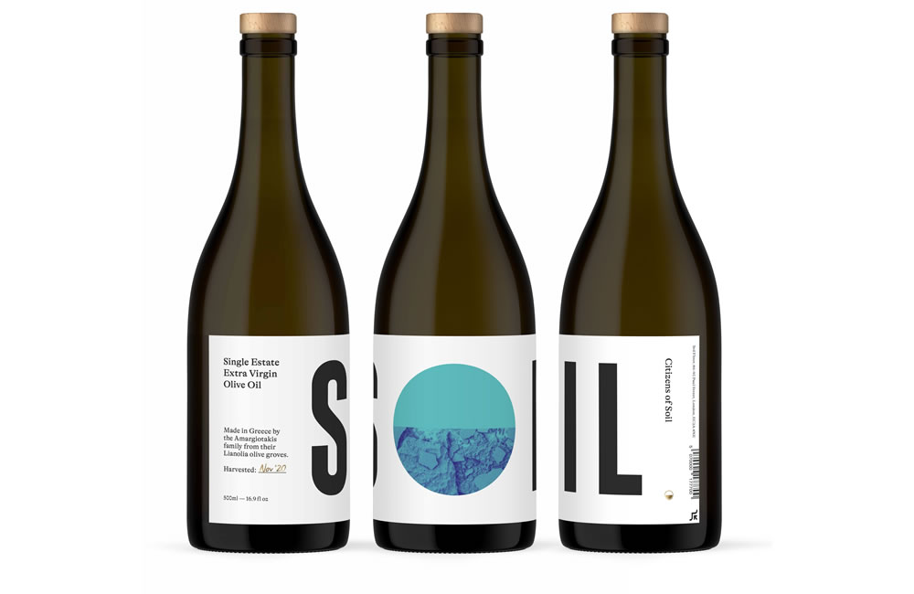 Single Estate Extra Virgin Olive Oil by Citizens of Soil