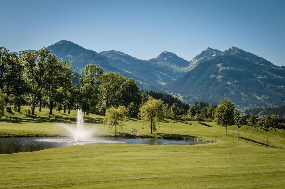 kitzbuhel kaps golf course