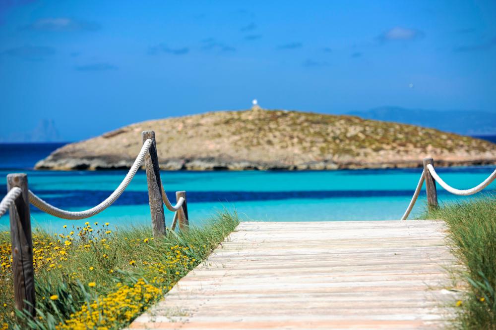 Balearic Island of Formentera
