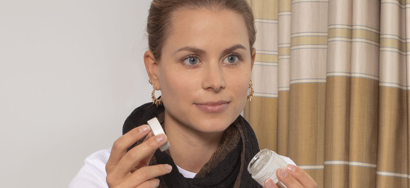 Irene Forte skincare brand