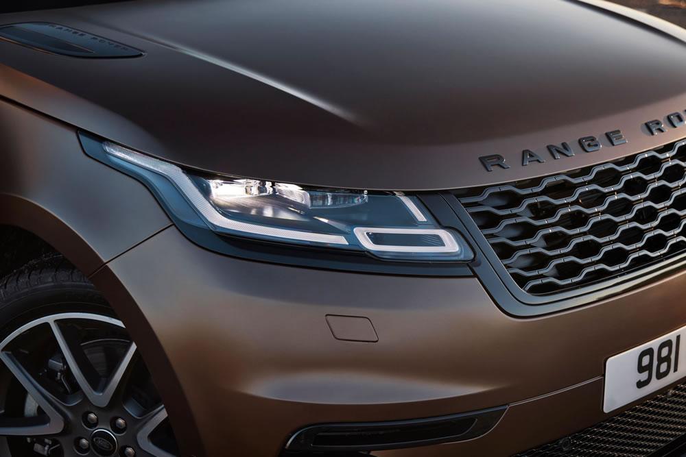 Range Rover Velar exterior detail
