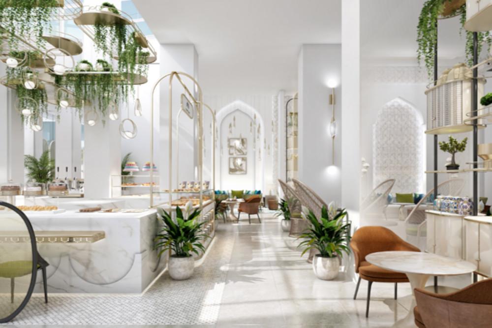 Raffles Al Areen Palace