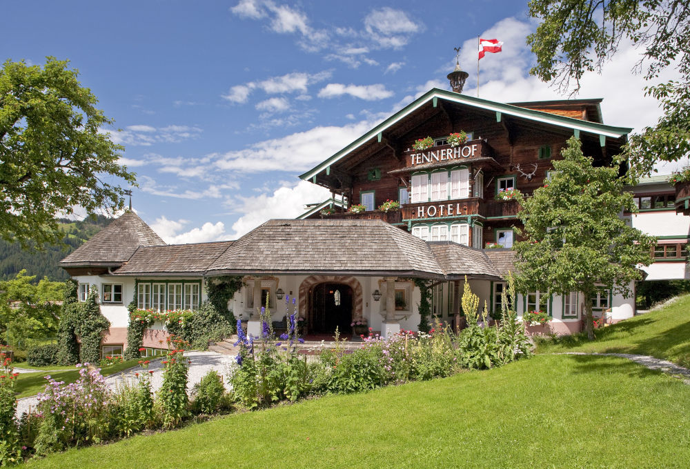 hotel tennerhof kitzbuhel
