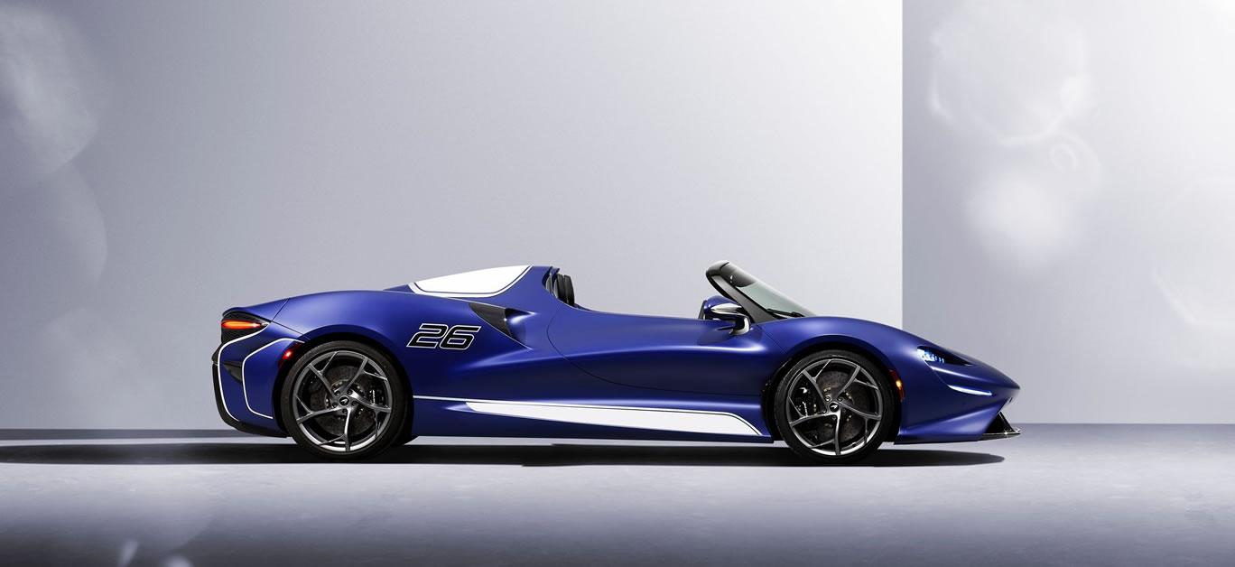 McLaren sportscar