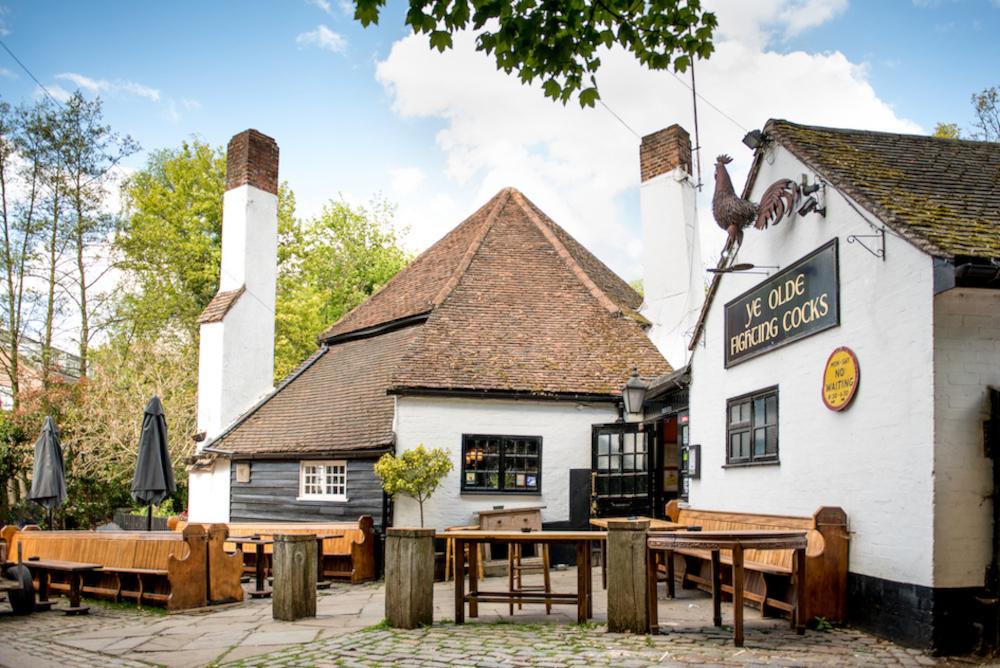 England's oldest pub