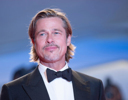 Brad Pitt and other celebrities for fashion inspiration