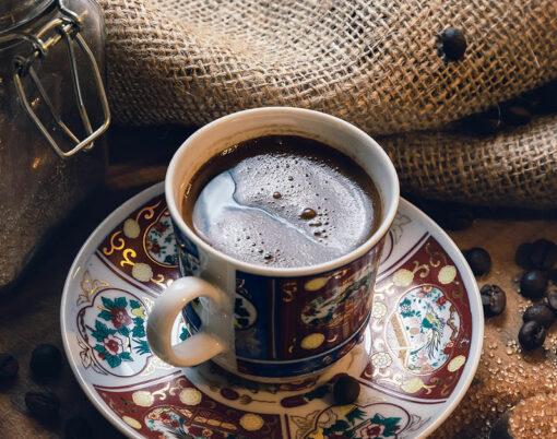 bigstock-Espresso-Coffee-Cup-On-Table--337410223