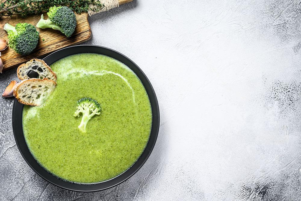healthy veg soup