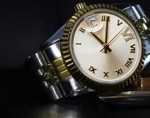 luxury vintage watch