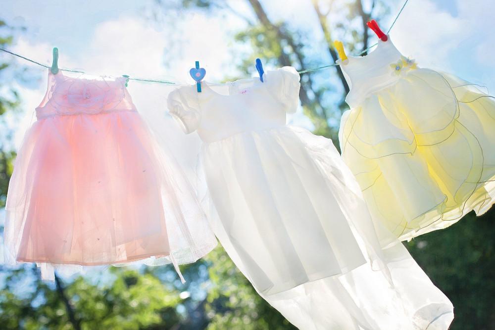 Charming dresses for children