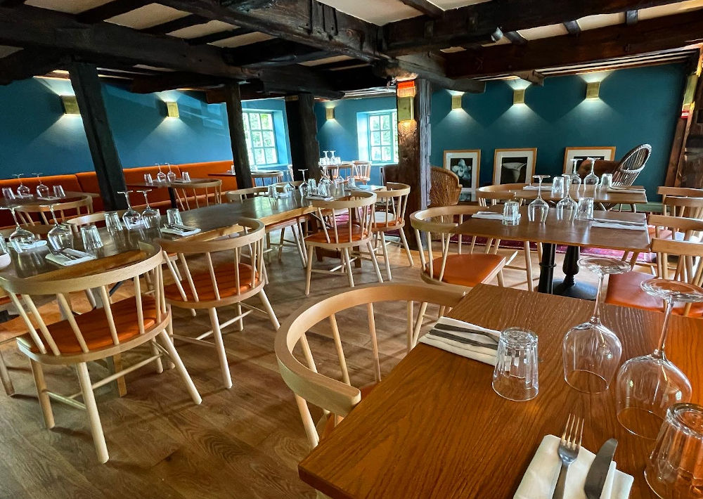 sculthorpe mill dining room