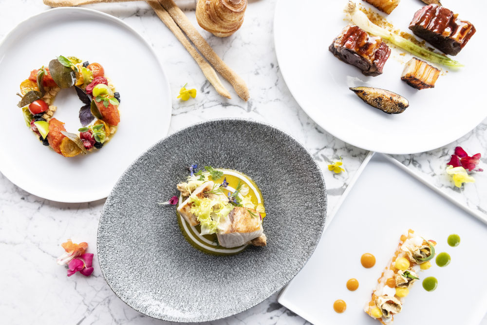 terrazza gallia food
