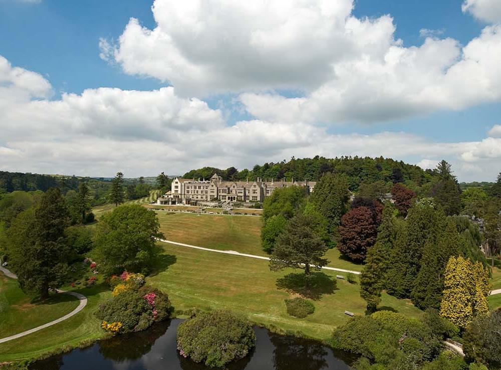 Bovey Castle in Devon
