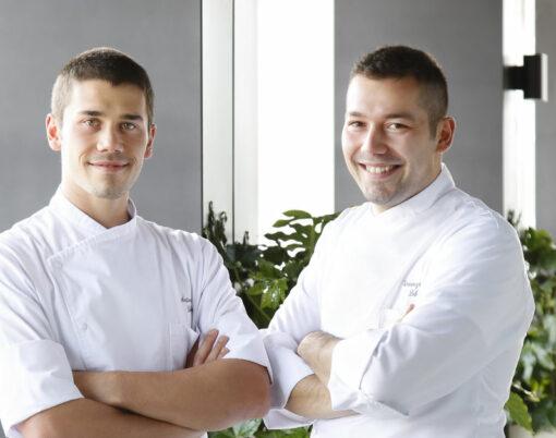 Lebano brothers Milan