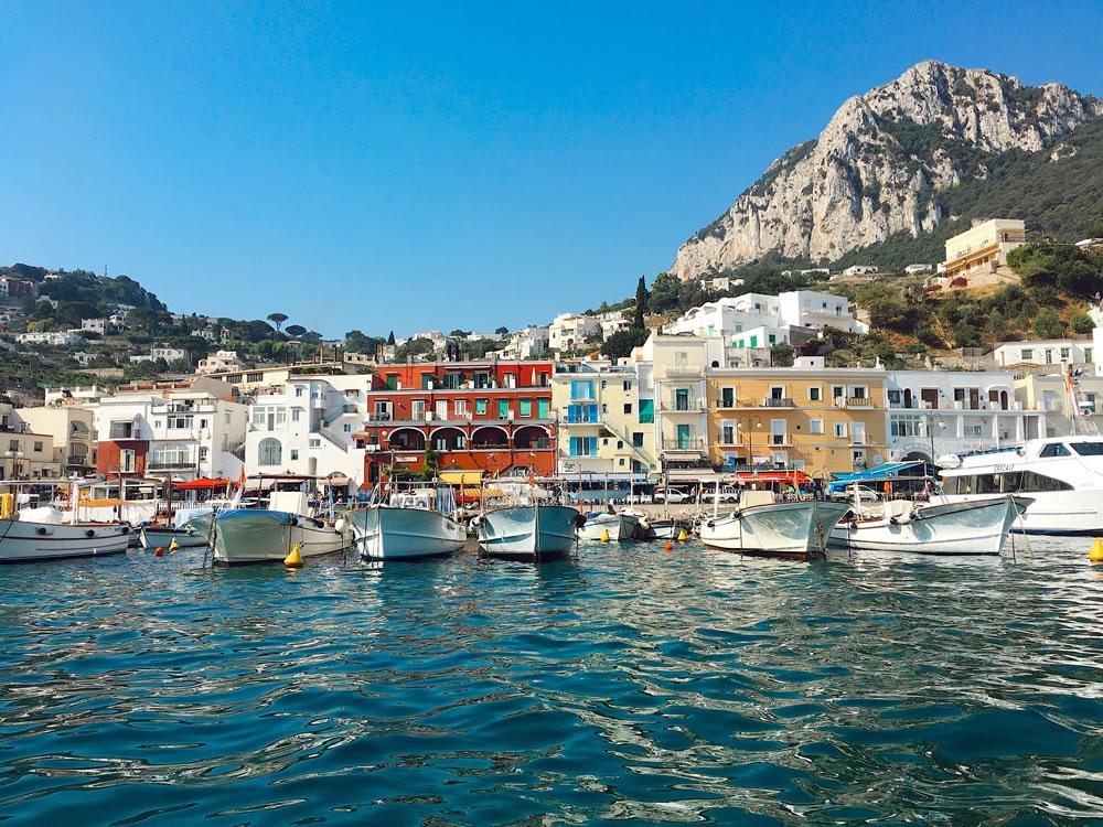 Capri in Campania