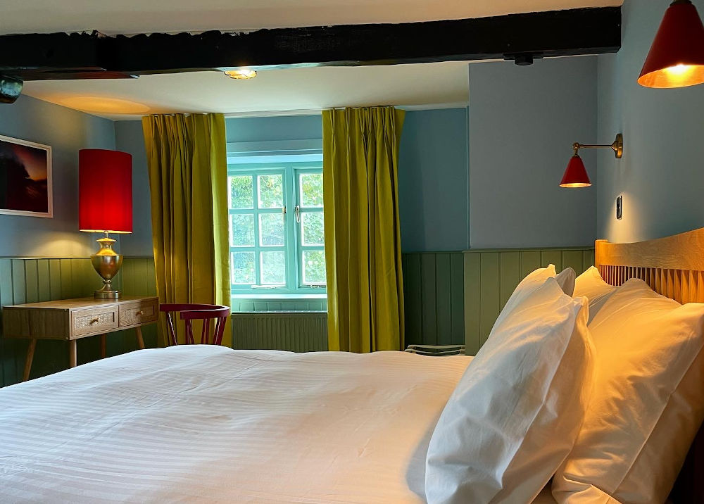 sculthorpe mill bedroom