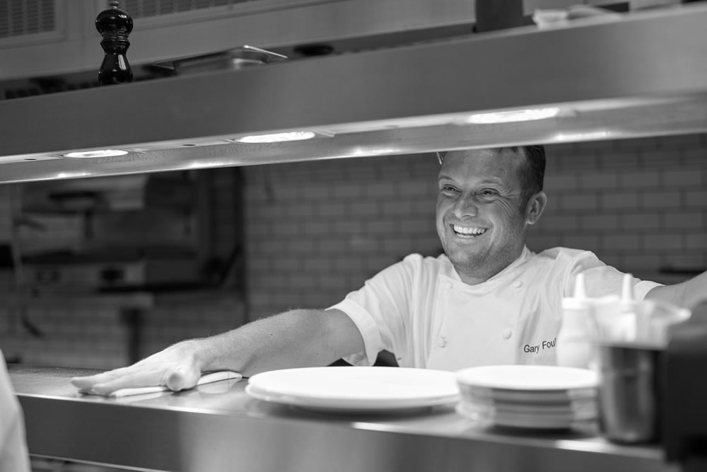 Chef Gary Foulkes