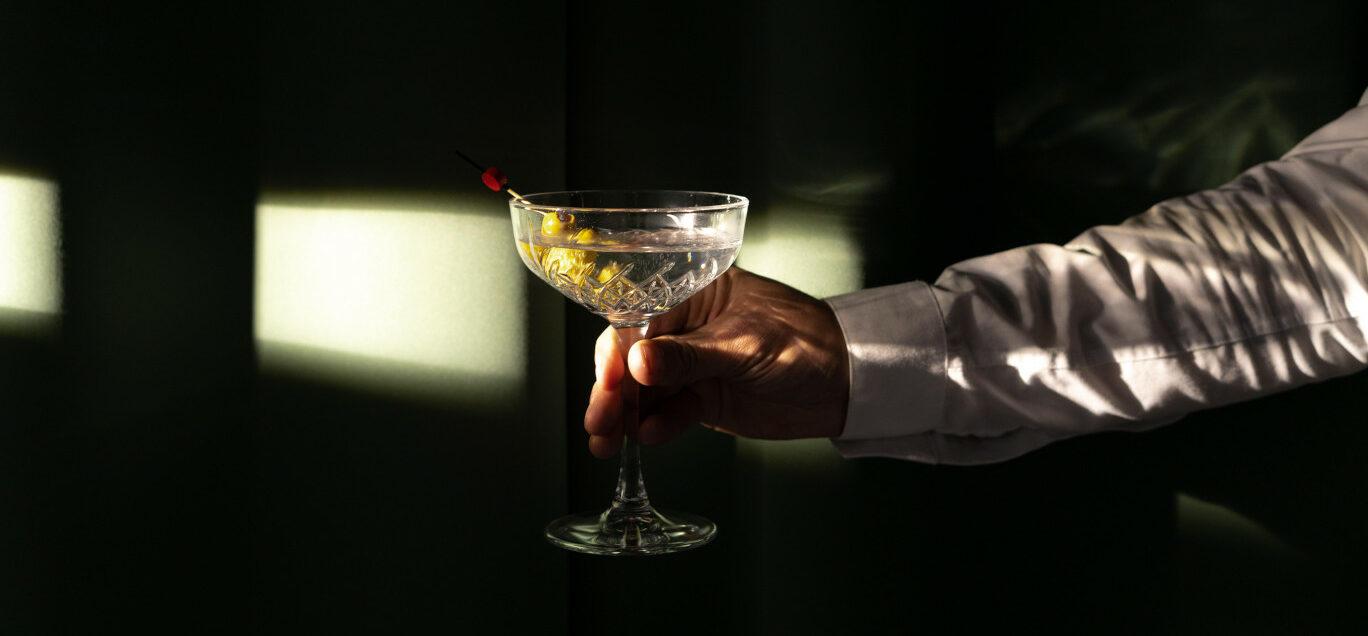 James Bond Vesper drink