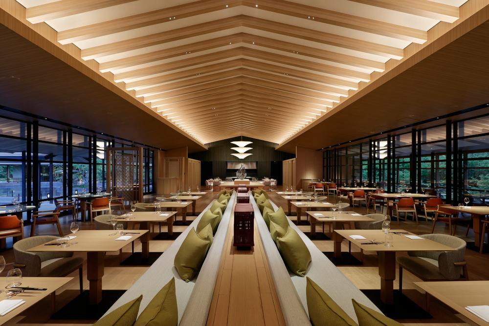 Restaurant at Roku Kyoto